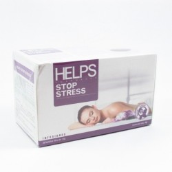 Helps Activas Stop Stress 20 Infusion