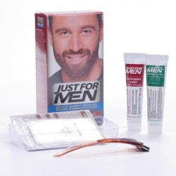Just For Men Bigo Barba Pati Castaño Osc