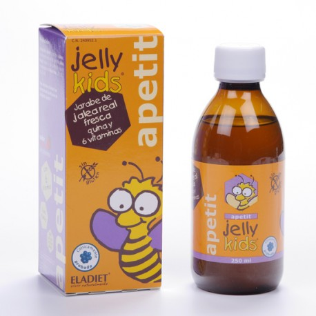 Jelly Kids Apetit Jarabe 250 Ml