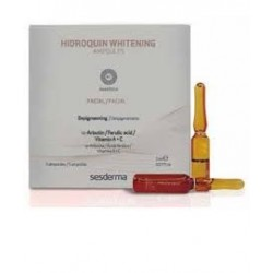 Sesderma Lipoceutical Hidroquin Whitening 5 Ampollas 2Ml