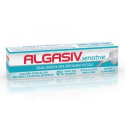Algasiv Crema Adhesiva Sensitive 40 G