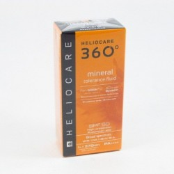 Heliocare 360 Spf 50 + Mineral Fluid 50 Ml