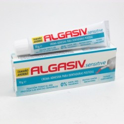 Algasiv Crema Sensitive Adhesiva 70 G