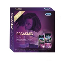 Durex Intense Orgasmic Pack