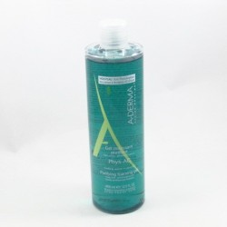 Aderma Physac Gel Limpiador Purif 400 Ml