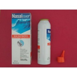 Nasalmer Agua De Mar Spray 125 Ml