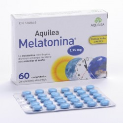 Aquilea Melatonina 60 Comp 1.95 Mg
