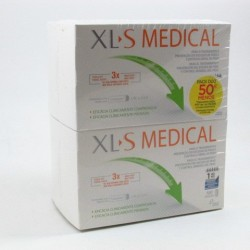 Xls Medical Pack Captagrasas 180 Comp