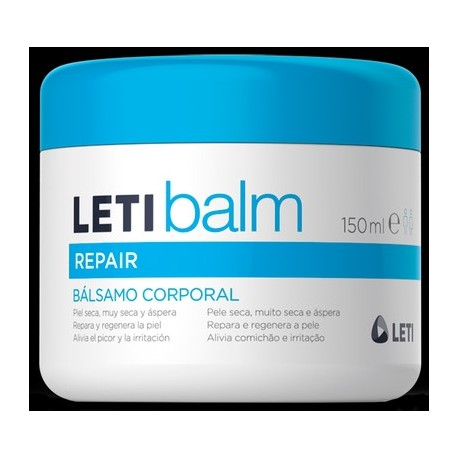 LETIBALM REPAIR BALSAMO CORPORAL 150 ML