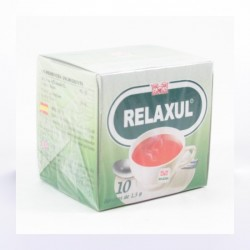 RELAXUL INFUSION 10 FILTROS