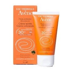 Avene Solar F30 Crema Oil Free Color F 50 Ml