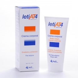 Leti At 4 Crema 200 Ml