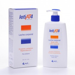 Leti At 4 Leche Corporal 250 Ml Dosifica