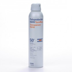 Fotoprotector Isdin SPF50 Pediatrics Transparente Spray 200Ml