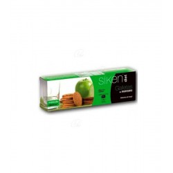Sikendiet Galletas Manzana 15 U