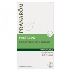 Aromaforce 21 Pastillas