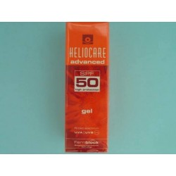 Heliocare Advanced SPF 50 Gel 200 Ml
