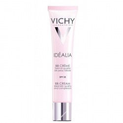 Vichy Idealia Bb F25 Tono Medio Crema 40Ml
