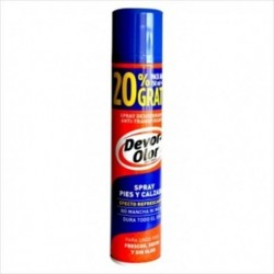 Devor Olor Spray Pie Y Calzado + 20%