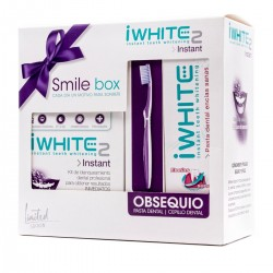 Iwhite Kit Smile Box Moldes+ Pasta+ Cep
