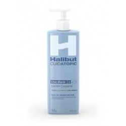 Halibut Cuidatopic Locion Corporal 400Ml