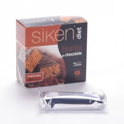 Siken Diet Barrita Chocolate 5 Uni