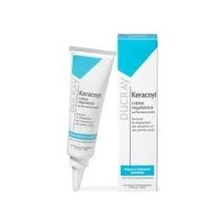 Ducray Keracnyl Crema Reguladora 30 Ml