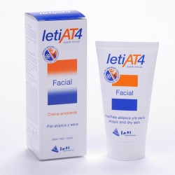Leti At 4 Facial Crema 50 Ml