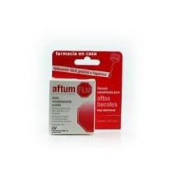 Aftum Film Gel Oral Aftas Bucales 10 Ml