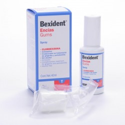 Bexident Encias Spray Clorhexidi 0.2- 40