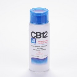 Cb12 Colutorio Halitosis Menta 250 Ml