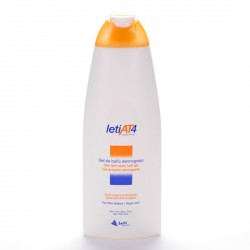 Leti At 4 Gel Baño Dermograso 750 Ml