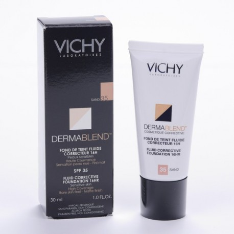 Dermablend Vichy Maquillaje 35 Sand 30 Ml