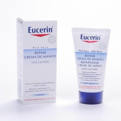 Eucerin Crema Manos Repair 75 Ml
