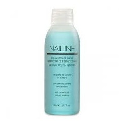 Nailine Quitaesmalte Suave 80Ml