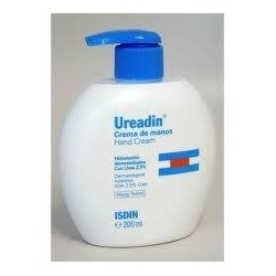 Ureadin 2.5- Crema Manos 200 Ml Dosificado