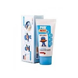 Phb Petit Gel Dentifrico Inf Fresa 75 Ml