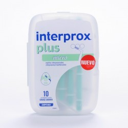 Cepillo Interproximal Plus Micro 10 U Angulo