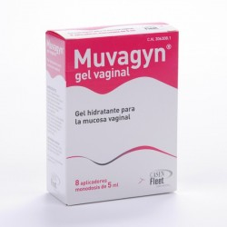 Muvagyn Gel Hidratante Vaginal 8 Monodo 5 Ml