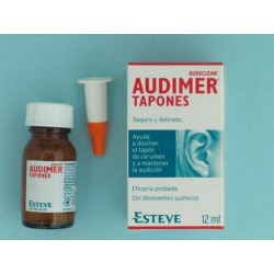 Audimer Tapones 12 Ml Gotas