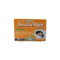 Tira Nasal Breathe Right Junior 10 Uni