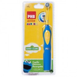 Phb Cepillo Electrico Active Junior Azul
