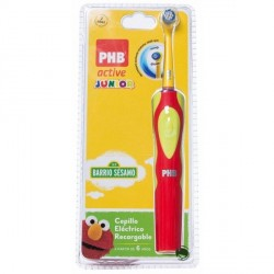 Phb Cepillo Electrico Active Junior Rojo