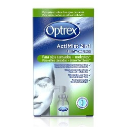 Optrex Actimist Ojos Cansados 10Ml Spray