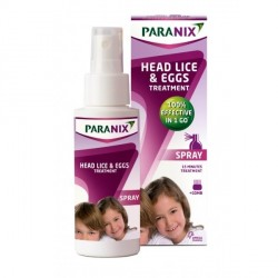 Paranix Antiparasi Spray 100Ml+Liendrera
