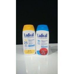 Ladival Spf25 + After Sun