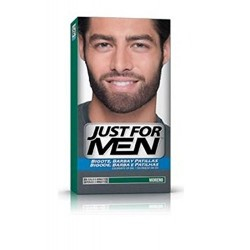 JUST FOR MEN BIGO BARBA PATI MORENO
