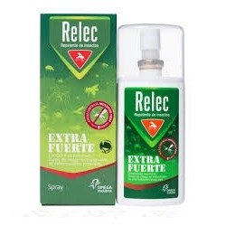 Relec Extra Fuerte Repelente 50 Spray 75 Ml