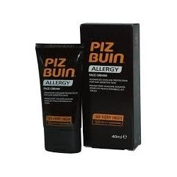 Piz Buin F50 Allergy Crema Facial 50 Ml