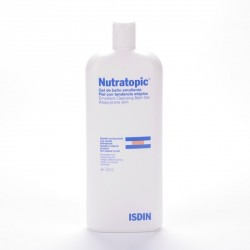 Nutratopic Gel De Baño Emoliente 750 Ml